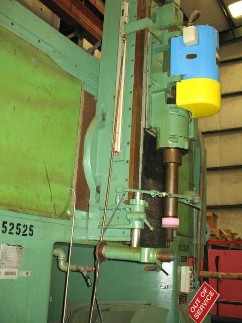 42 SPRINGFIELD, 3TR-42, 60 Swing, 25 under rail, 30 vert spindle travel,1987