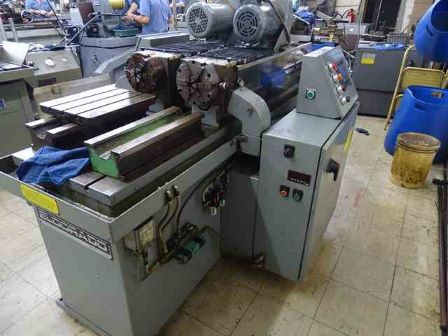 1 x30 ELDORADO, M90 DUAL Spindle, up to 1 dia., 30 stroke, Coolant System,2001